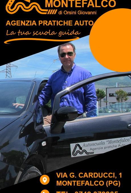 Autoscuola Montefalco